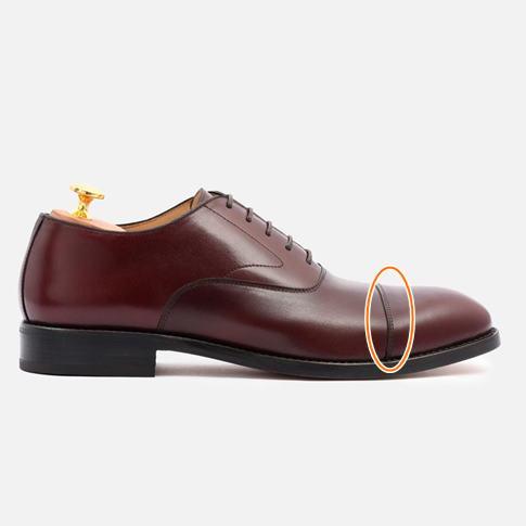 oxford-ayakkabı-cap-toe-model