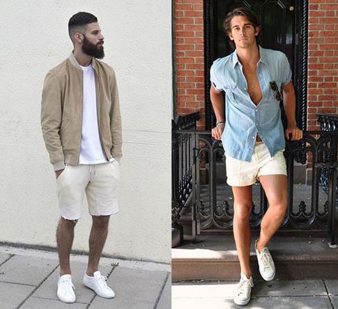 erkek-beyaz-ayakkabı-kombinleri
