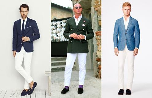 erkek-beyaz-pantolon-kombinleri
