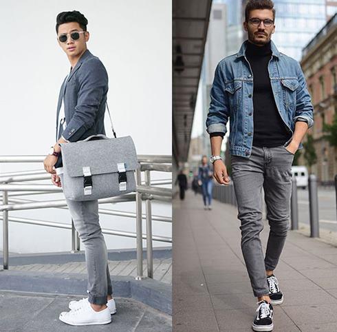 gri-kot-pantolon-üstüne-ne-giyilir-erkek