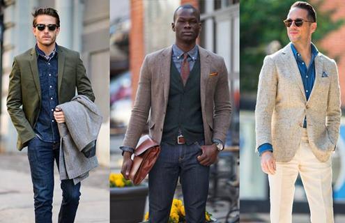 pantolon-gömlek-kombinleri-erkek